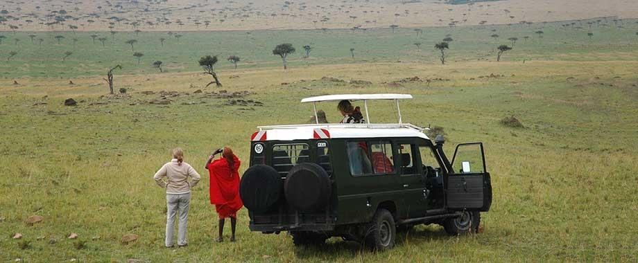 Serengeti-game-drive
