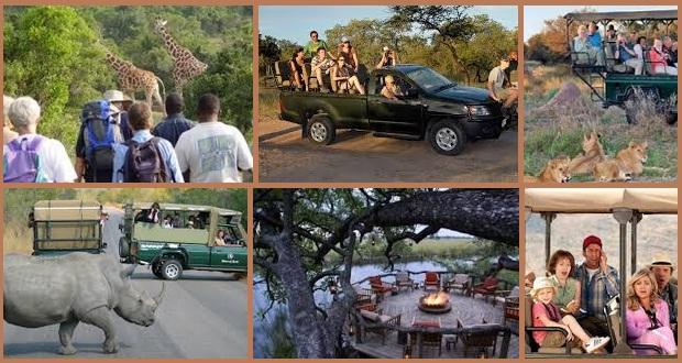 African group safari