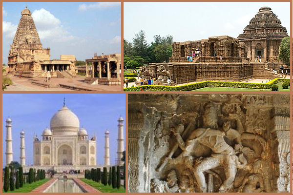 Heritage tours in India